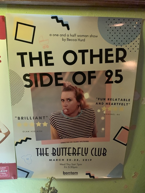 The other side of 25
