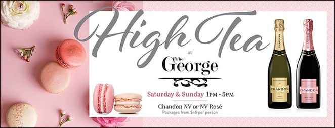 The,George,high,tea