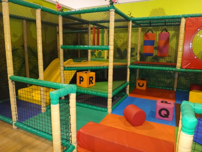 triassic, canning vale, soft play, toddler area, dinosaur, triassic park