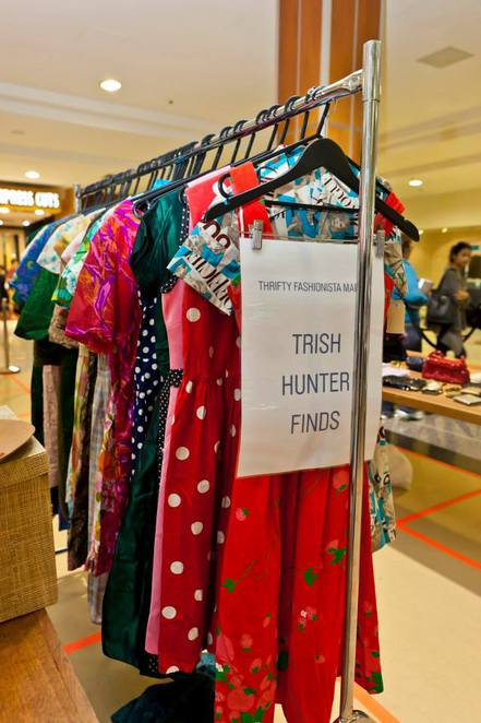 Trish Hunter @ Thrifty Fashionista Market
