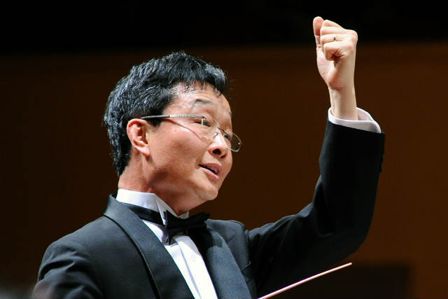 Tsung yeh, SCO, chinese orchestra, classical music, chinese instrument, esplanade, concert, Singapore, conductor