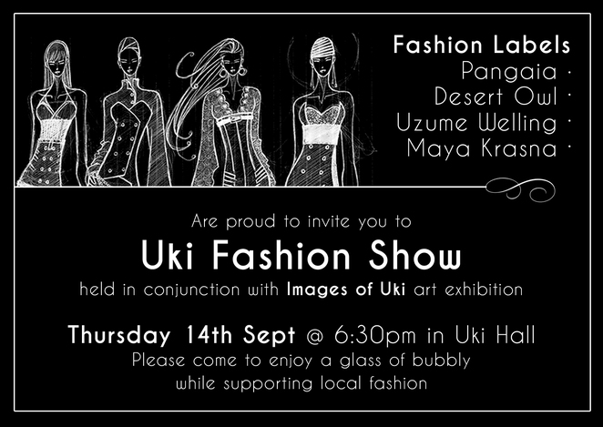 Uki Fashion Show