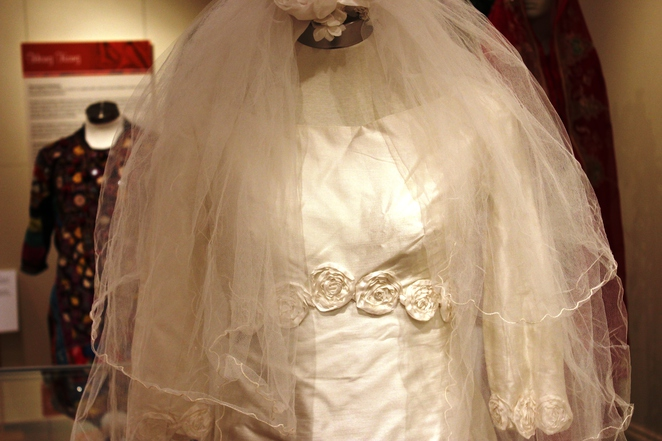 Vintage, Weddings, fashion, Pine Rivers, Petrie, Museum