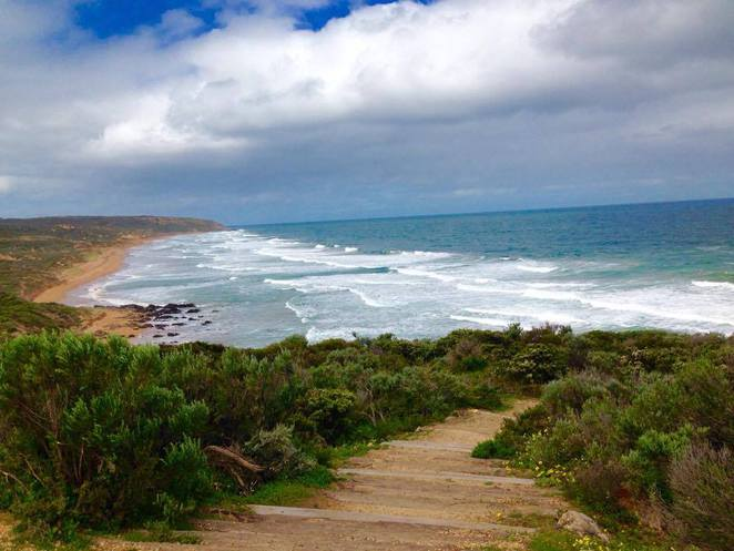 visitors adelaide travel tips hints suggestions parsons beach waitpinga fleurieu interstate tourism