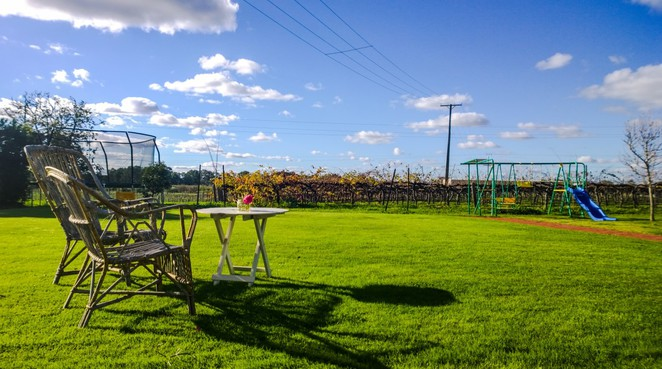 Yelland and Papps Winery, Great for kids