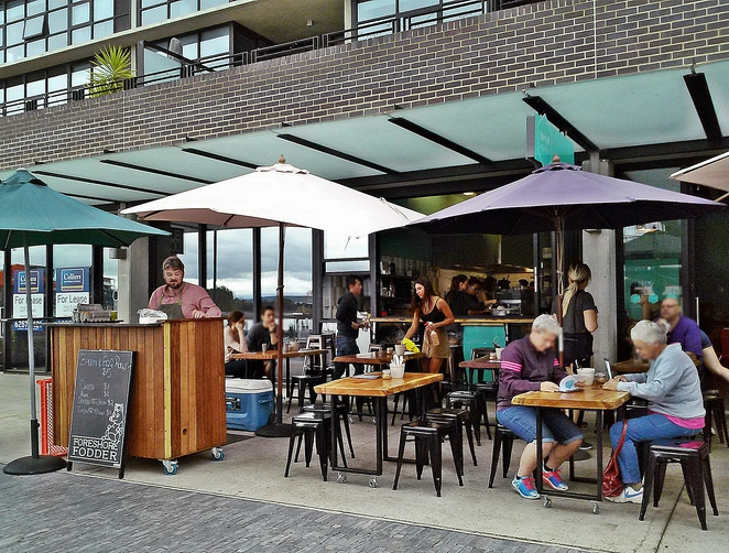 38 espresso, canberra, kingston foreshore, ACT, coffee, best coffee, best cafe, breakfast, lunch, bacon and egg rolls, coffee