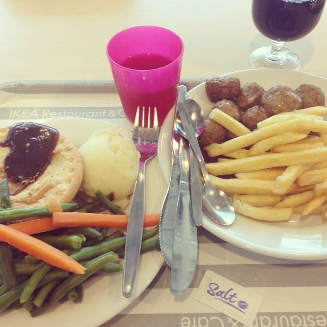 Adelaide, Ikea, Food, Cheap, S.A, Swedish, Meat Balls.