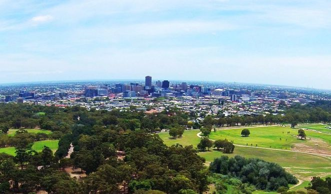 adelaide parklands, guided walks, free guided walks in adelaide parklands, in adelaide, bonython park, community centre, free guided walks, all ages welcome, heritage listed