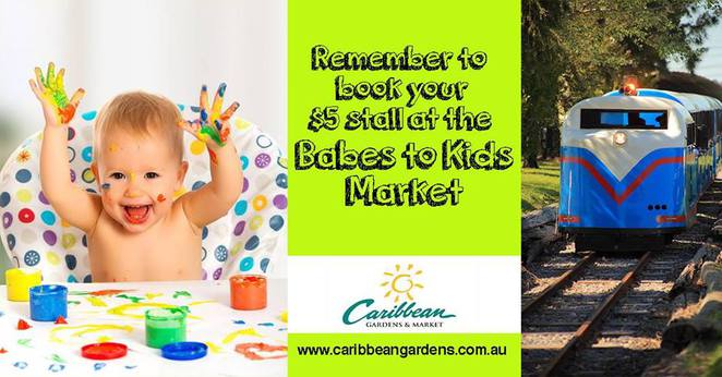 Babes to Kids and Maternity Market Caribbean Gardens and Market