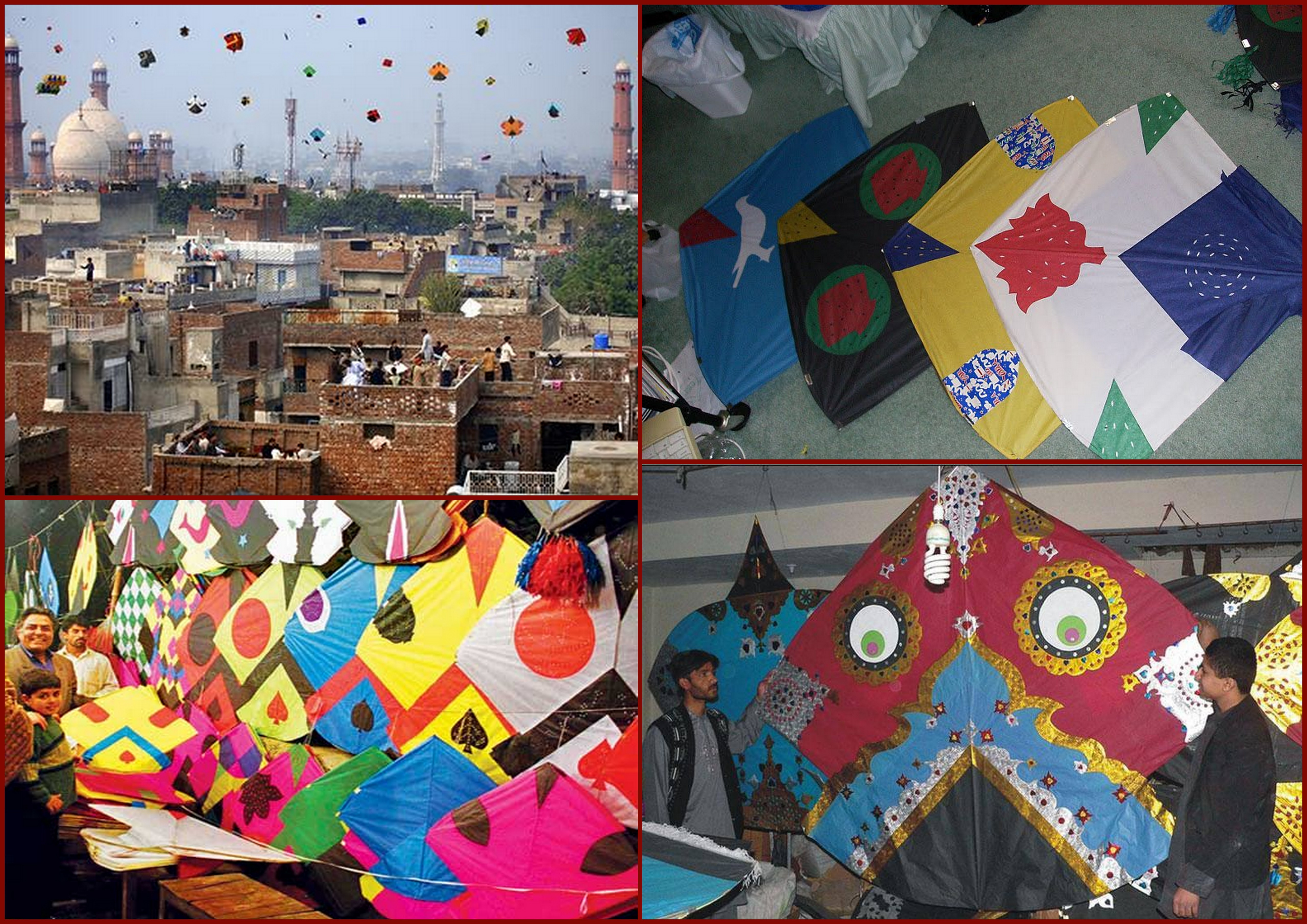 essay on basant festival in pakistan