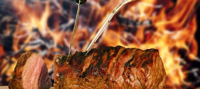 Black Hide Steakhouse Australia's best steak restaurant Brisbane's biggest steak Brisbane's best steaks tomahawk