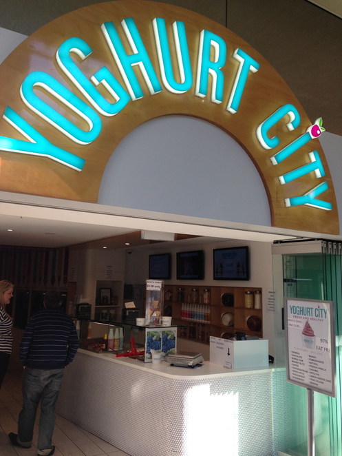 cheapest fro yo gold coast, yoghurt city surfers paradise