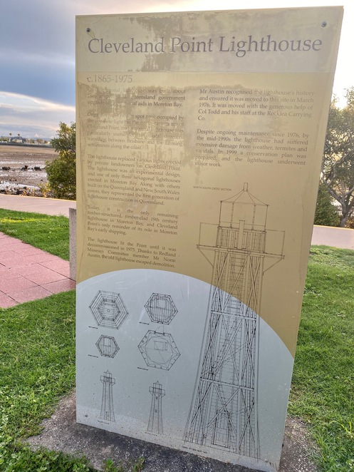 Information about Cleveland Point Lighthouse