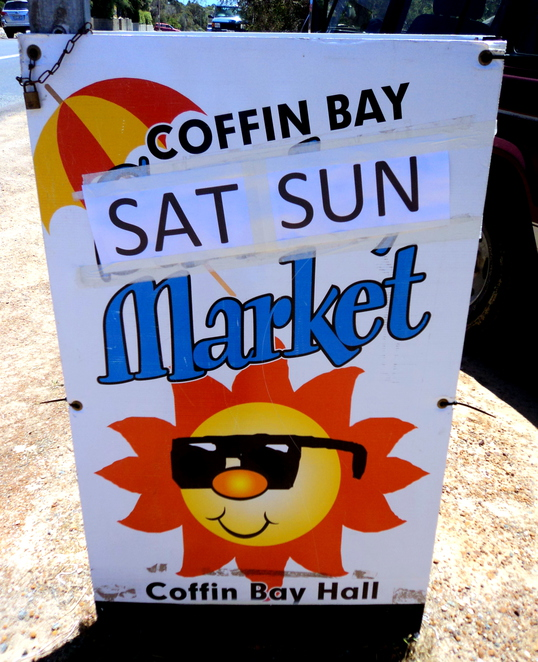 coffin bay markets