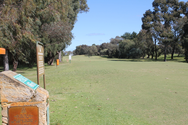 Collier Park Golf Course