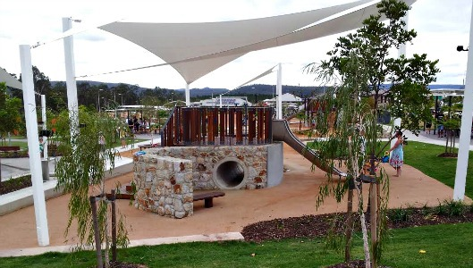 darlington parklands yarrabilba playground