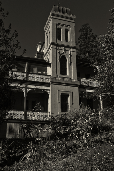 daylesford, convent, gallery, ghost, tours,