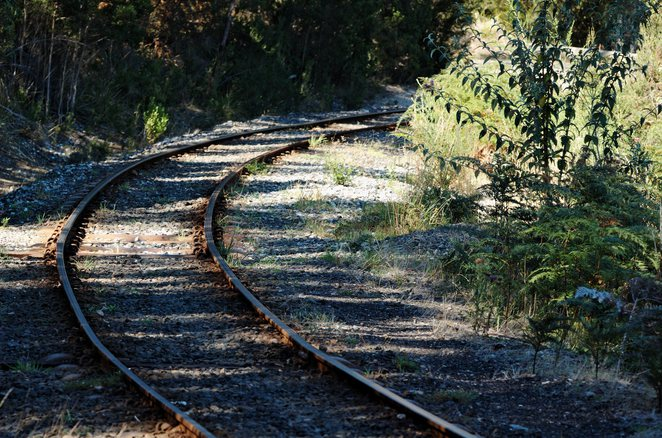 Don River Railway Track