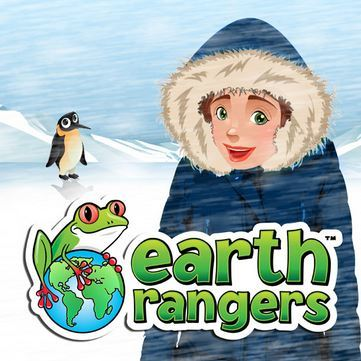earth rangers, Canadian, podcast, educational podcasts, podcasts for kids, family friendly, fun podcast, family friendly podcasts