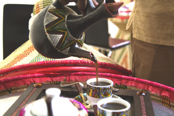 Don't forget, Ethiopian discovered coffee