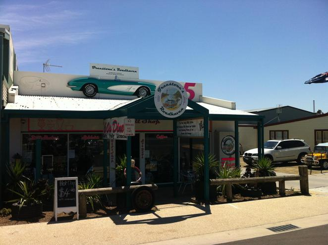 Freestone's Roadhaven, Aireys Inlet, Great Ocean Road, Diner, Burgers, Beer