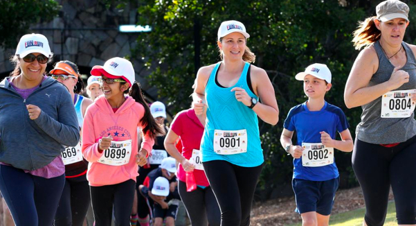 Fun Run Brisbane North Lakes