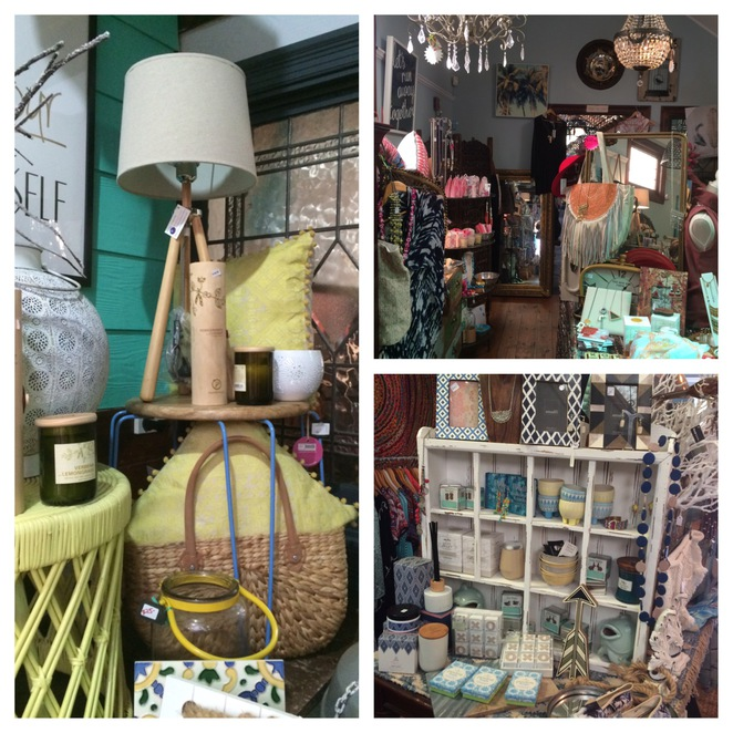 Gifts and homewares