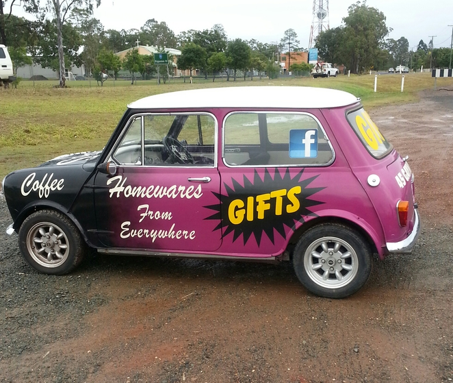 Gifts, Shopping, Maryborough, Wide Bay, Cafe