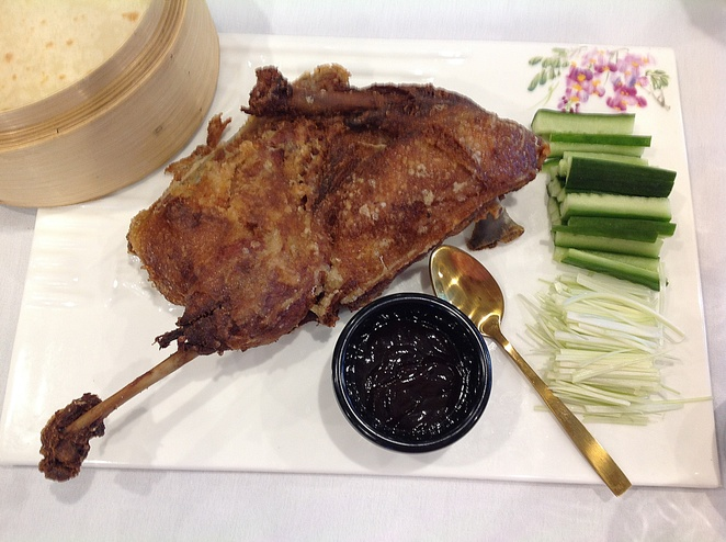 Holy Duck, Signature Crispy Duck