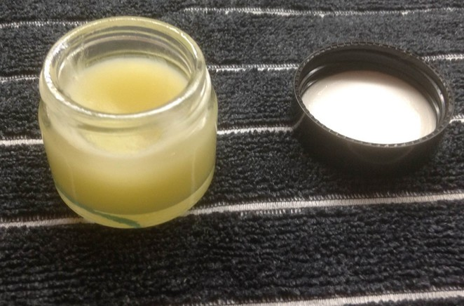 My Perfume Balm. Can you smell it ?