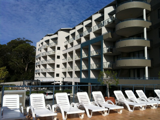 Landmark Resort, Shoal Bay, Port Stephens, Nelson Bay