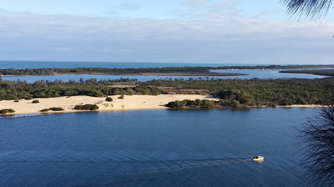 lookout road, lakes entrance