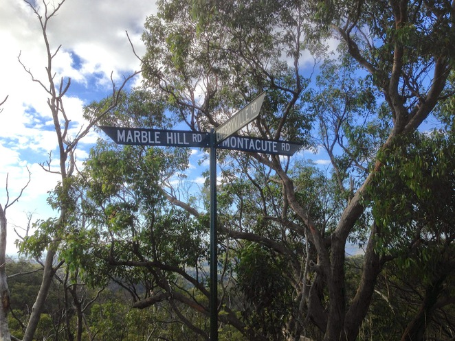 Montacute Road, Marble Hill Road, Cherryville