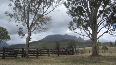 Mount Barney, National Park, Hiking, Day Trip