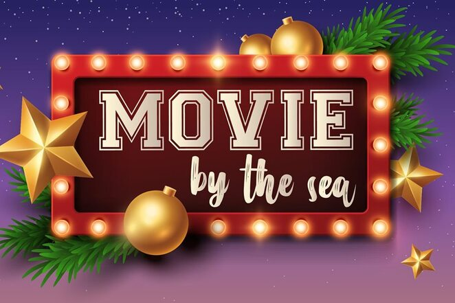 movie by the sea 2019, community event, fun things to do, metro north hospital and health service, elf, free movie event in brighton, live music, food trucks, barefoot bowls, kids entertainment, performing arts, family friendly, family fun, date night, night life, outdoor cinema, cinema