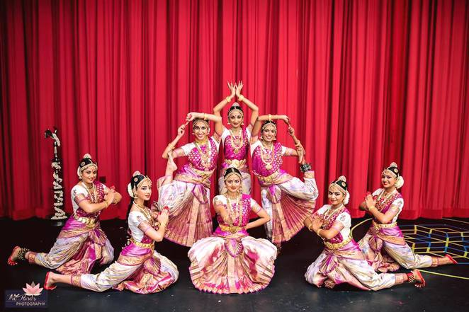 Performance of Rasika Dance Academy