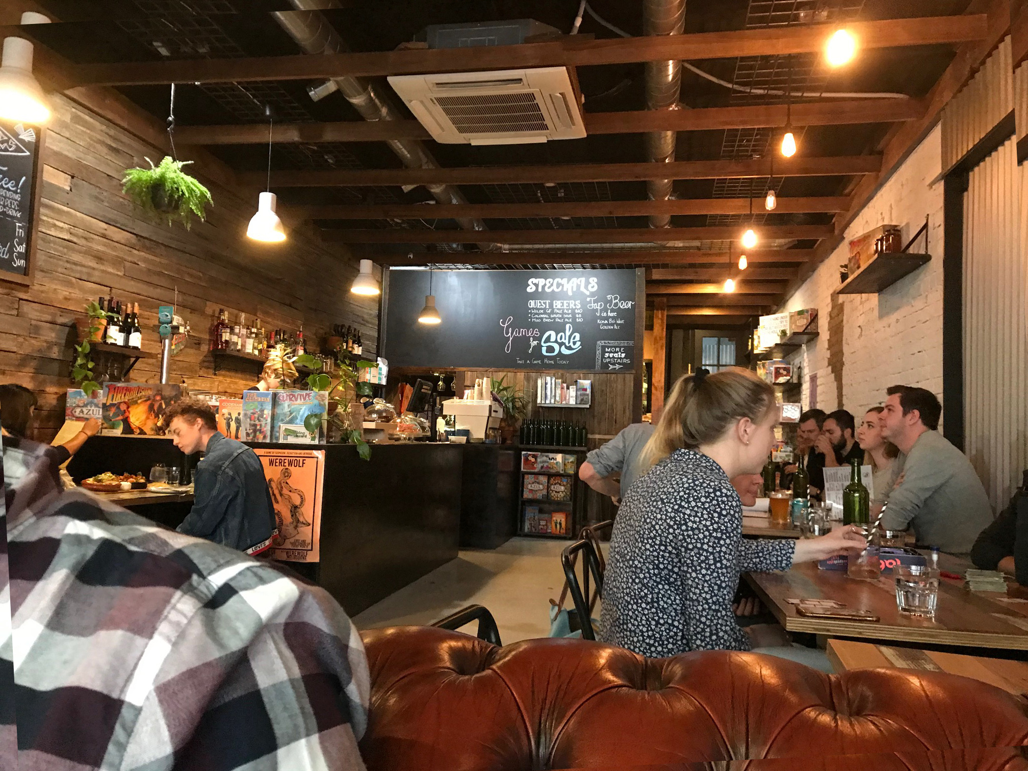Queen Of Spades Board Game Cafe Melbourne