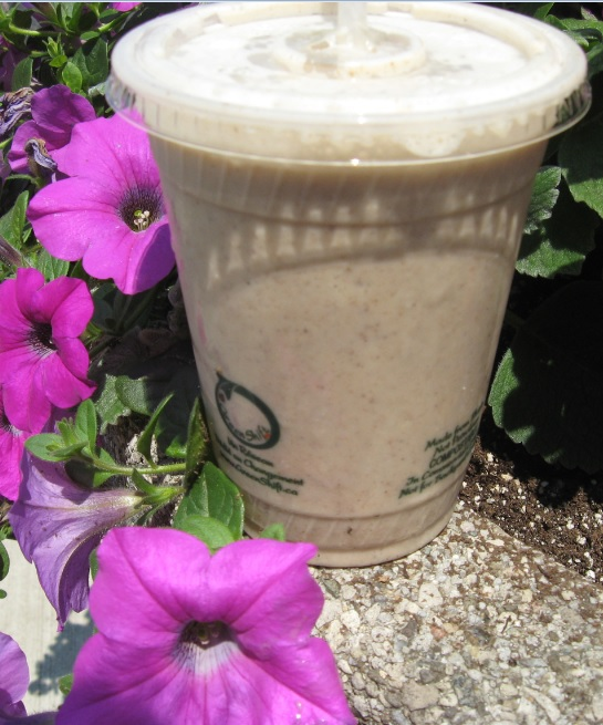Rawlicious, Rawlicious smoothie, Vanilla Chai Smoothie, healthy fast food, raw vegan smoothie, smoothie, raw food,