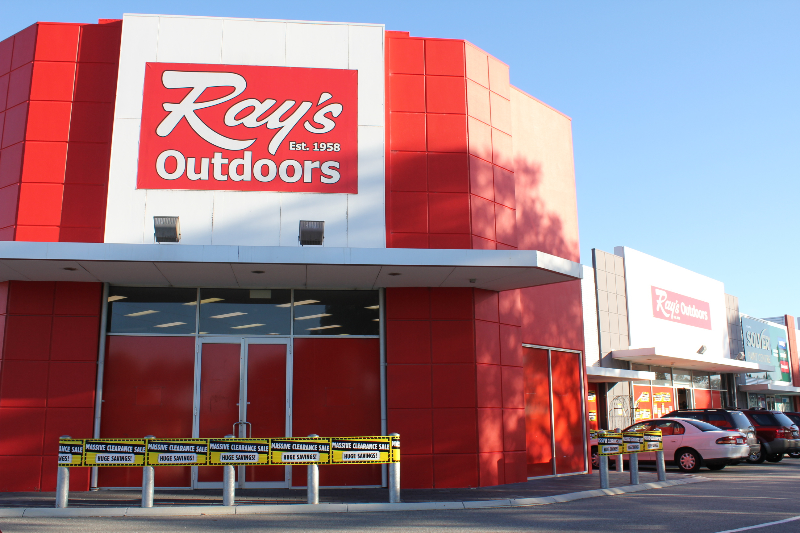Rays Outdoor Furniture