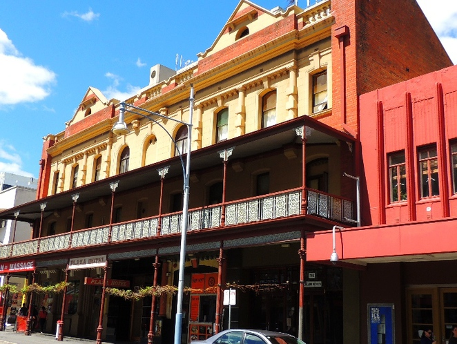 walks in the, in adelaide, australian history, about adelaide city, walking trails, the history of adelaide, guide to adelaide, plaza hotel