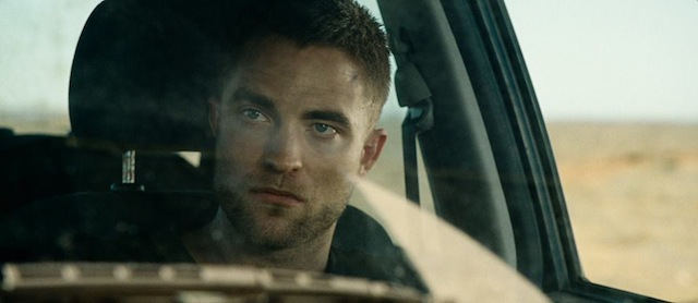 rover david michod robert pattinson