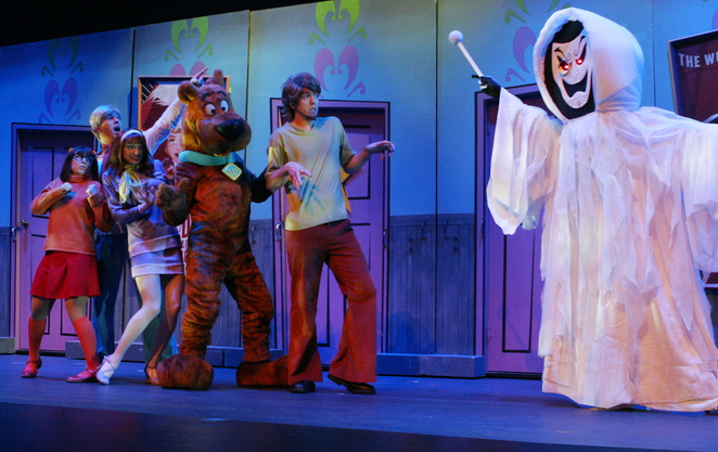 Scooby-Do Live! Musical Mysteries