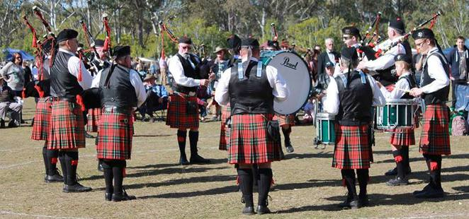 scotland, park, greenbank, pipe bands, highland dancing, stalls, haggis, entertainment, bag pipes, kilts