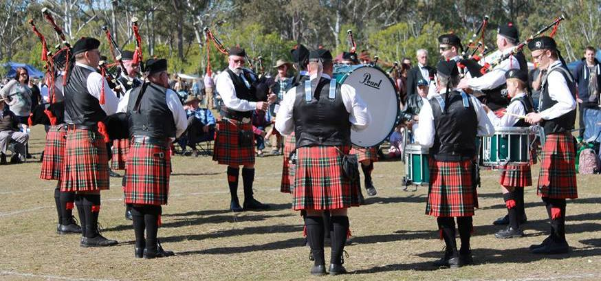 Scottish dancing brisbane