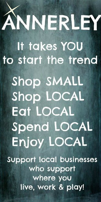 shop local, small business, annerley, shop small,