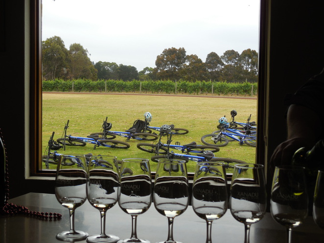Sip and Cycle Winery Tour Margaret River