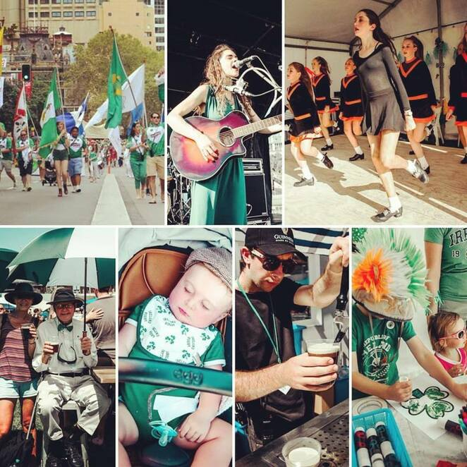 St Patricks Day, Festivals, Food, Wine, Beer, Live Music, Family Friendly, Historical, Cultural