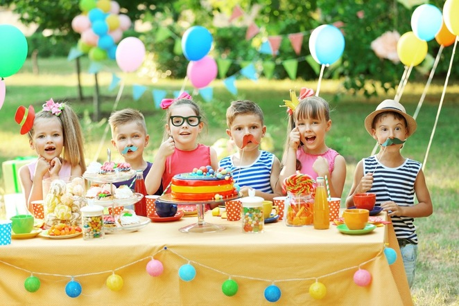 Top 10 Summer Birthday Parties For Kids