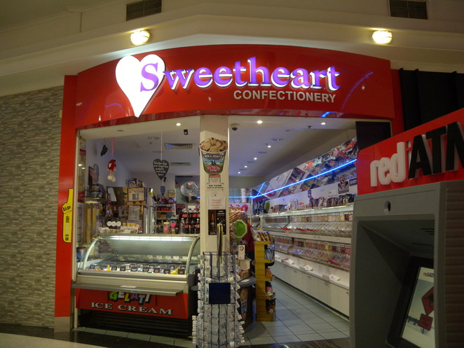 Sweetheart Confectionery at Stafford