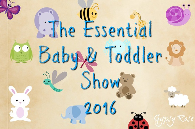 Essential Baby And Toddler Show Changing Room